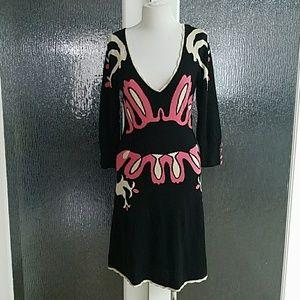 Temperley London Silk Dress